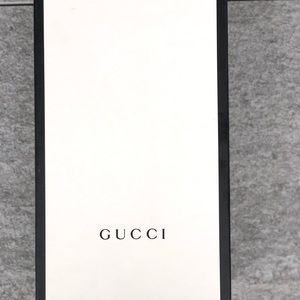 Authentic Gucci Slides  (Never Worn)